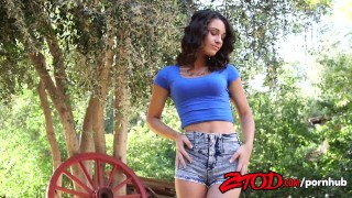 Lacey Channing All Natural Teen Who Loves Her Big Daddy