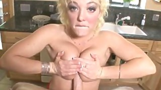 Milf Brenya Rose Husband Blowjob Betrayal