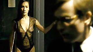 Maggie Q Tits Scene From Deception On Scandalplanetcom