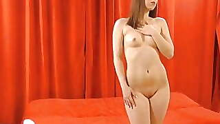 Brunette, Nipples, Hidden, Teen (18+), Lingerie, Czech, Casting