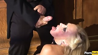 Big Ass, Blonde, Blowjob, Cumshot, Milf, Reality, British