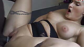 German Slut From Chat Make Her First Time Userdate With Bbc