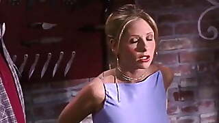 Sarah Michelle Gellar And With Her Big Hard Nipples