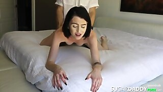Real Story 18yo Teen Fucks Sugardaddy To Pay For Real Bf Vacation