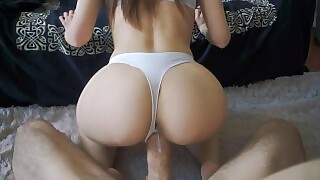 Fuck My Tight Ass With A Thick Dick Best Anal In Her Life Part 2