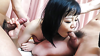 Nozomi Yui Shakes Premium Cocks In Her - More At Slurpjpcom