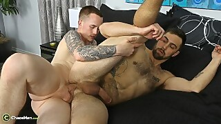 Chaosmen - Kevin Texas And Michael Mission - Raw Pr