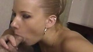 Tight blow, warm cum