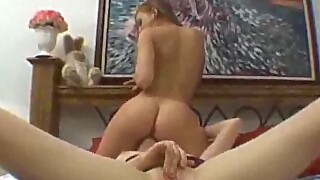 Pason and Keiko, horny lesbians eating each other out