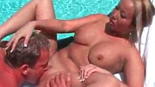 Jazzmine - The Pool Party - Scene 4