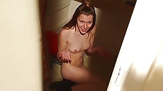 Teengirls First Sorority Fuck In The Store Room