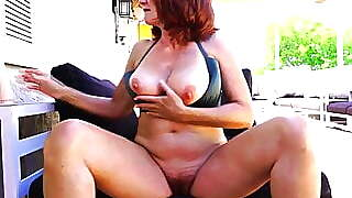 Ftv Andi James Redhead Milf Public Nudity Masturbation