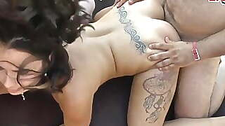 German Outdoor Gangbang Party With Creampie Teenager