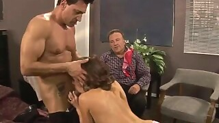 Hot N Sweaty Sex With Wife Veronica Avluv Makes Her Squirt In Front Of Cuck