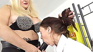 Busty Mature Mom Spoiling Teen Daughter