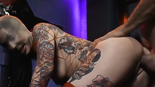 Joanna Angel Submits For Rough Anal And Facial -burningangel