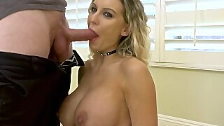 Milftrip Cum Hungry Milf Mixes Pussy Juice With Cock