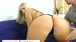 Naughty America Carmen Kinsley Has A Big Butt