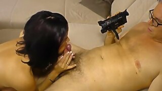 Amateureuro - German Wife Fucked Hard On Her First Sex Tape